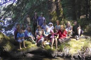 Artist's Journey group photo