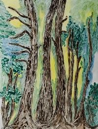 Mary-Lu Lorenson — Tree Sisters