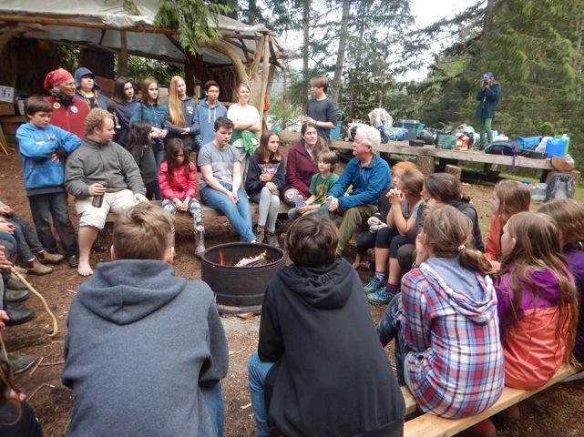 bioblitz 2018 camp2