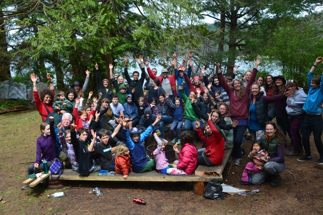 bioblitz 2018 group shot